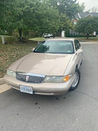 1997 Lincoln Continental Chantilly