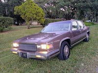 Cadillac Deville (Great condition)