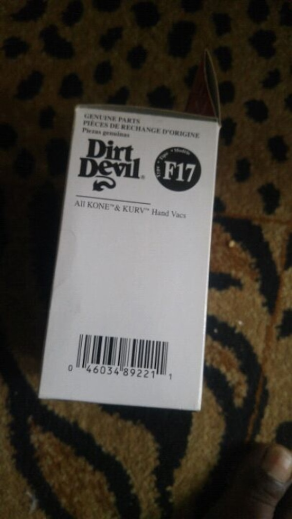 DIRT DEVIL FILTER/3DN0980000 72ff6aba-3a81-4d1b-9c70-008707a4d66c