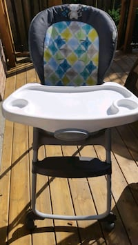 Trio 3 in 1 High Chair.  Richmond Hill, L4S 1B9