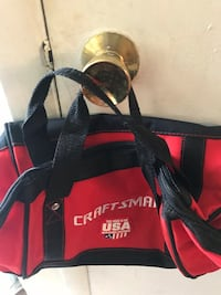 Craftsman bag with handles Taunton, 02780