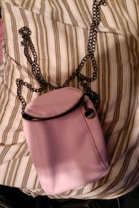 Super cute pink leather body new wo tags