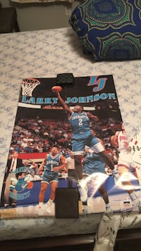 Nba poster comes with original wrapping  Burlington, L7M 0C8