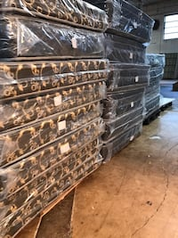 Mattress and box spring available all sizes and delivery