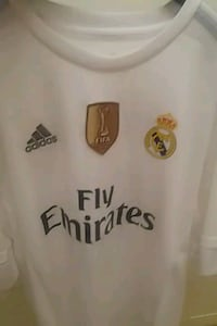 Camiseta del real madrid de Ramos 6082 km