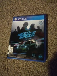 Need for Speed PS4 game  Bradenton, 34208
