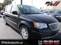 2013 Chrysler Town & Country Touring Las Vegas
