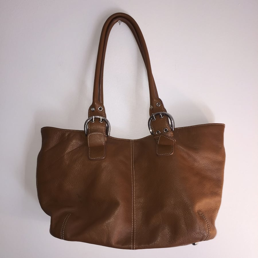 Used Tignanello Handbags From Qvc For