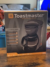 Brand new never used coffee maker