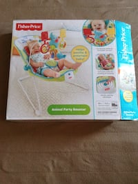 fisher-price animal party bouncer Virginia Beach, 23453