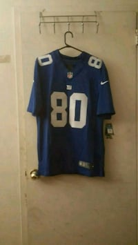 blue and white NFL jersey Toronto, M4X 1M2