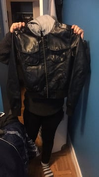 Leather jacket for sale 546 km