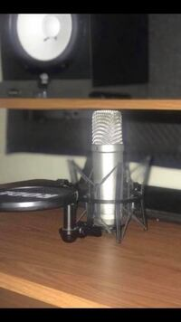 full audio studio set up ! home studio equipment selling as one (affordable) Boston, 02121