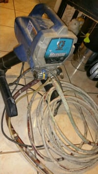 blue and black Bosch corded hammer drill Los Angeles, 90063
