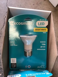 5000k recessed light led $20 for 4 pieces Anaheim, 92804
