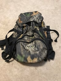 Rocky gear hunting backpack