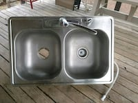 stainless steel sink with faucet Colorado Springs, 80910