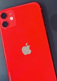Red Iphone 11