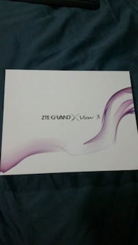 Never used Zte Grand x view 3 tablet