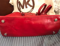 women's red leather sling bag Beltsville, 20705