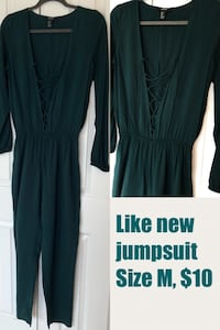 Wore once beautiful jumpsuit!! Chantilly, 20152