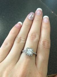 Gorgeous Engagement/Promise Ring Calgary, T2R 0L4