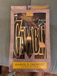 Gambit Comic series Stockton, 95219