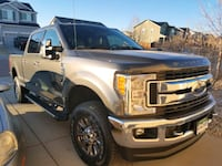 white Ford F-150 crew cab pickup truck Washington, 20005