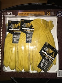 Brand new premium weather work gloves