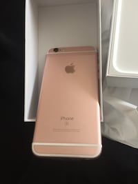 gold iPhone 6 with box Regina, S4T 6P3