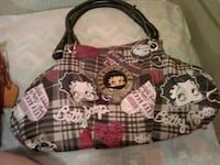 black and white Hello Kitty tote bag Bakersfield, 93308