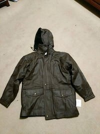Brand new 100% Leather with tags Brampton, L6R 2X4
