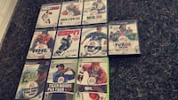 Old Generation Sports Video Game Collection Toronto, M6L 1P7