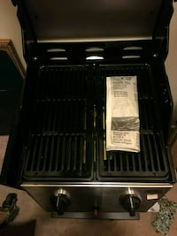 black and gray gas grill 23 km