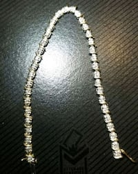 silver and gold chain link necklace Edmonton, T5W 4R1