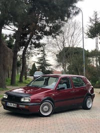 Volkswagen - Golf - 1993