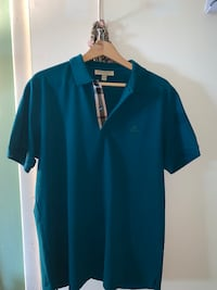 3 Burberry polo shirts $100.00 a piece  Gwynn Oak, 21207