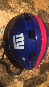 blue and red bicycle helmet Lawrence, 46226