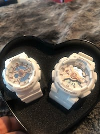 Baby G-Shock his & hers pair NEW w box and paperwork Rockville, 20851