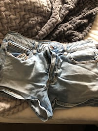 American eagle shorts size 10 womens