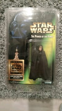 Rare Luke Skywalker figure Brookfield, 60513
