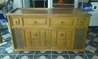 brown wooden cabinet Los Angeles, 90023