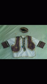 Middle Eastern outfit with cap San Jose, 95118