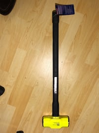 Black and brown wooden handle sword Burnaby, V5H 3W3