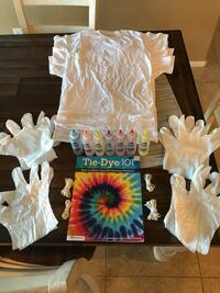 Tie Dye Kit with T-Shirts Lancaster, 93536