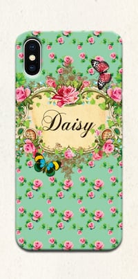 Personalized vintage phone cases Vaughan, L4L 1A6
