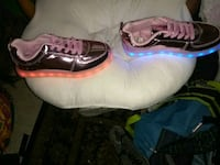 Galaxy low top LED shoes  Corpus Christi, 78415