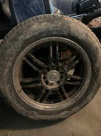 Winter tires 215/60/16 (ONLY TWO) Edmonton, T5P 1J9