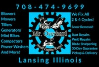 Snow Removal/Small Engine Repairs  Lansing