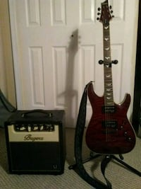 guitar and amp Odenton, 21113